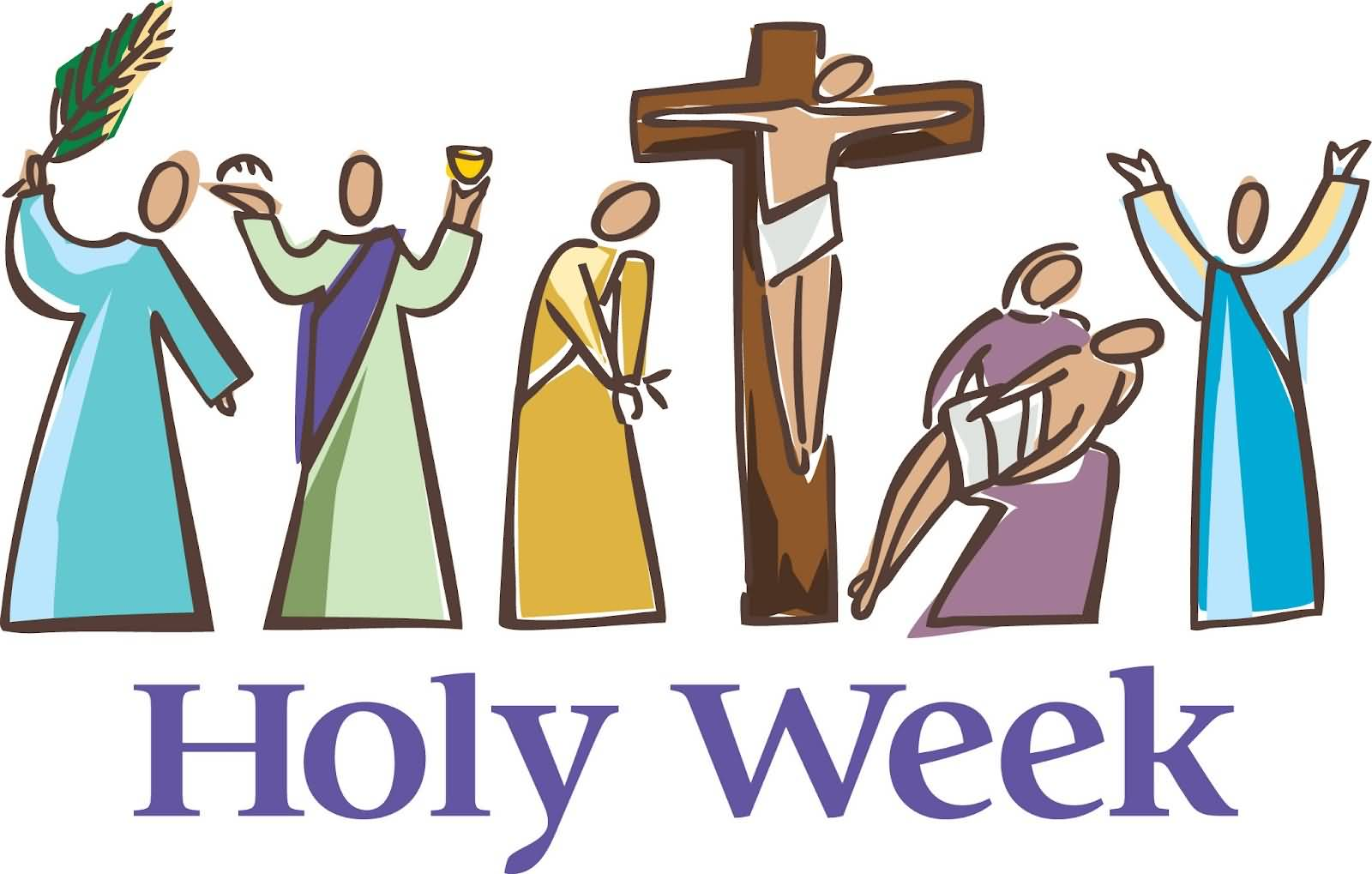 Holy Week Luncheon